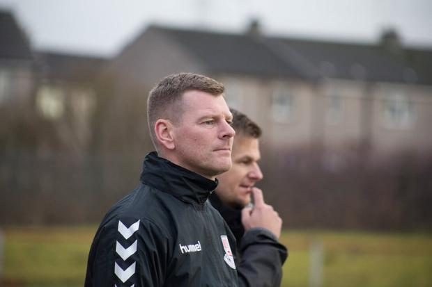 Neilston co-boss Carson was full of praise for his side after St Roch's victory
