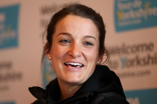Lizzie Deignan dreaming of Yorkshire glory at World Championships