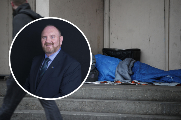 Plan to tackle homelessness approved by council chiefs