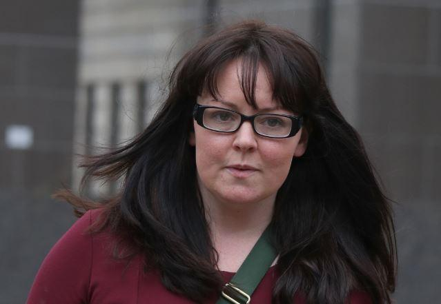 Ex-MP Natalie McGarry owed thousands when she embezzled £25,600, court told