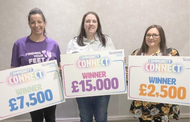 Quids in Good causes gets bags of support