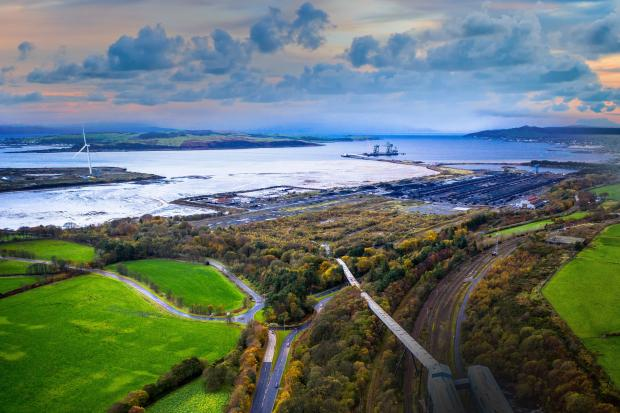 Public input welcome for  new Master Plan for the Hunterston Port and Resource Centre (PARC)