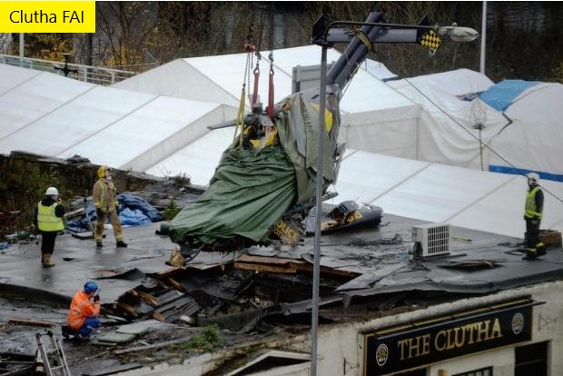 Clutha FAI: Faulty fuel sensors not replaced on helicopter that crashed into Clutha pub