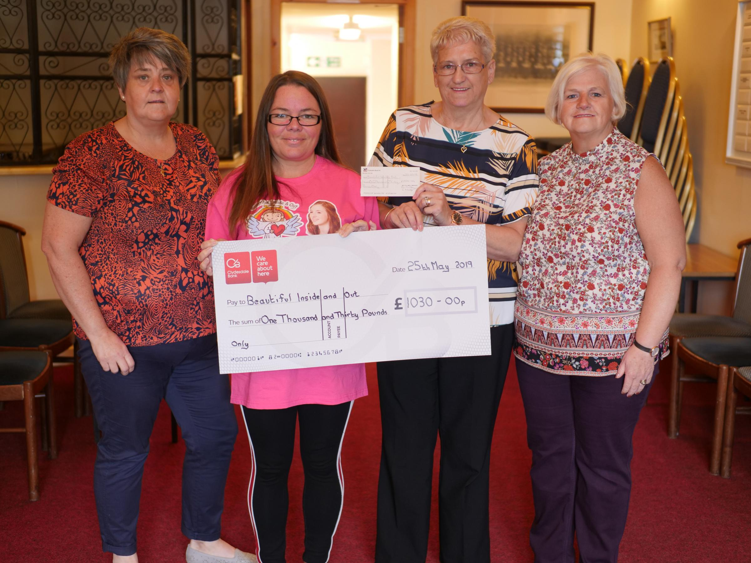 Kind-hearted villagers raise cash for families affected by suicide