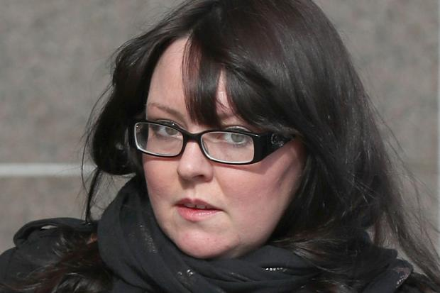 East Renfrewshire woman Natalie McGarry served as a SNP MP