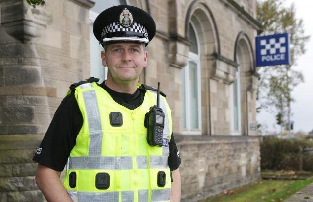 Chief Inspector John McQuilter said tacking anti-social behaviour remains a priority