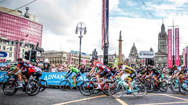 Cycling fans gear up for big event as Tour of Britain comes to town